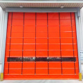 Automatic elu stacking roller shutter