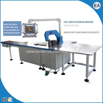 CNC Busbar Bending Machinery With Touch Screen
