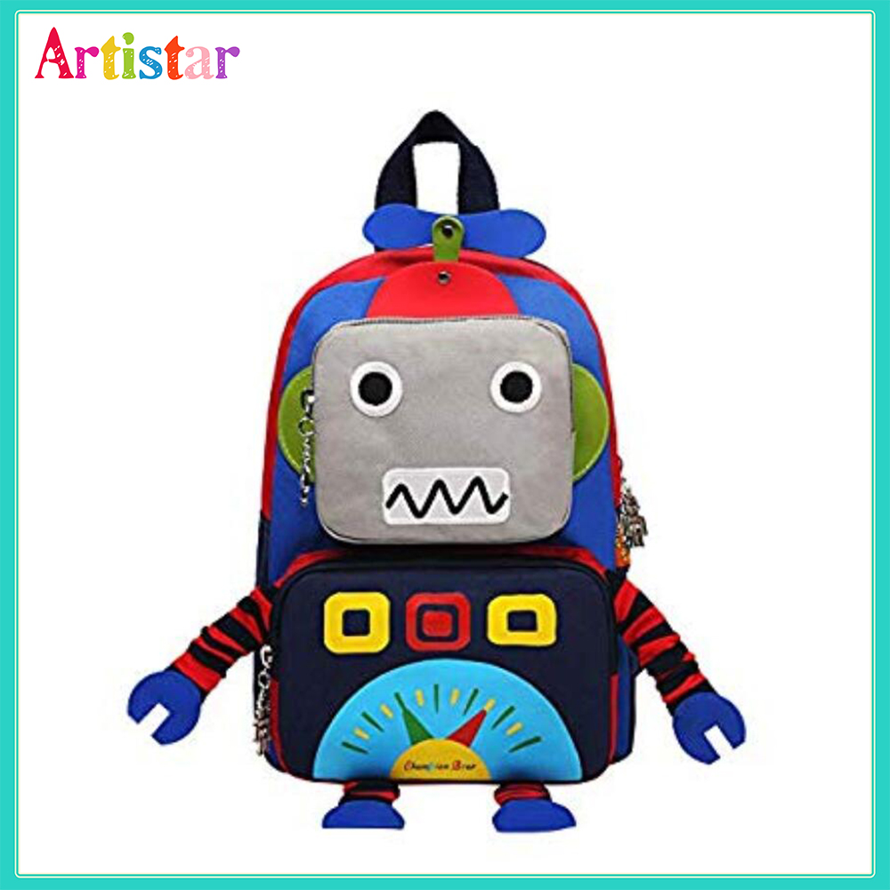 Robot Modelling Backpack 11 3