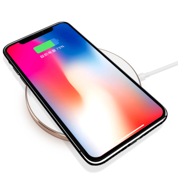 Charging For Samsung iPhone Qi Wireless Charger