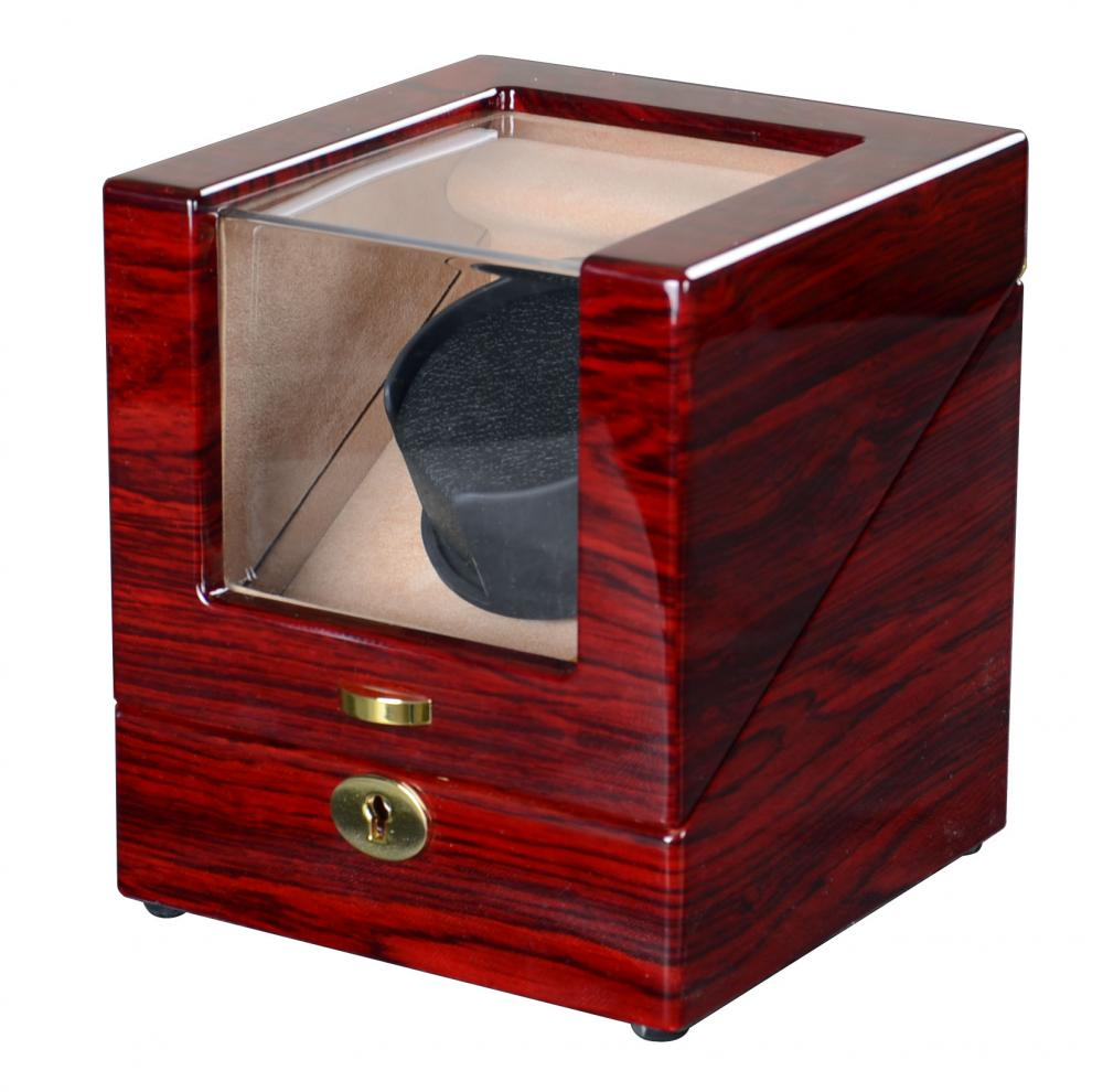 Rosewood Single Rotor Watch Winder
