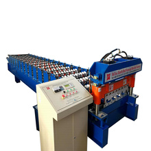 Single Layer IBR Metal Roof Sheet Forming Machine