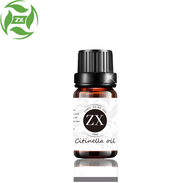 100% pure and natural citronella oil for aromatherapy