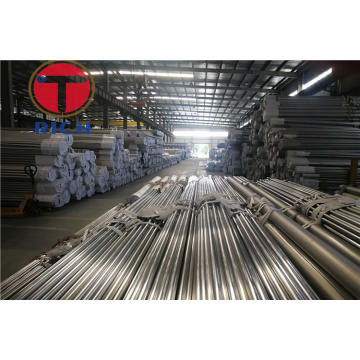 Spiral Welded Stainless Steel Pipe