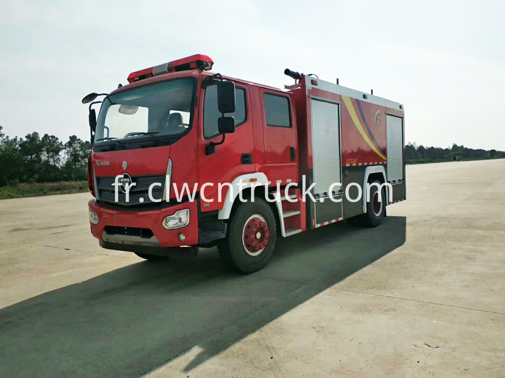 fire fighting rescue vehicles