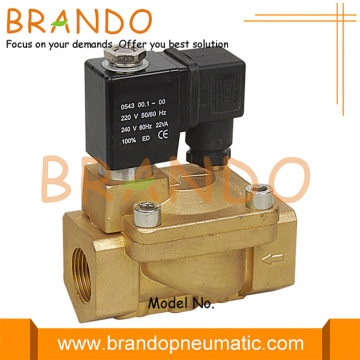 PU220-05 Nomally Closed Pilot Operated Solenoid Valve