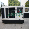 Water Cooled Silent Diesel Generator 90kw/112kav Power Plant