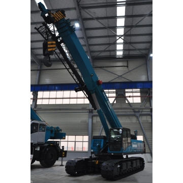 Stable And Safe Hydraulic Telescopic Crane