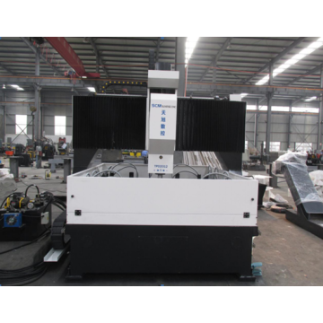 Automatic Steel Construction CNC Flange Drilling Machine