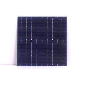 158.75*158.75 Monocrystalline 5Bb Solar Cell For Sale