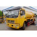 Brand New Dongfeng D7 4m³ Waste Pumper Truck