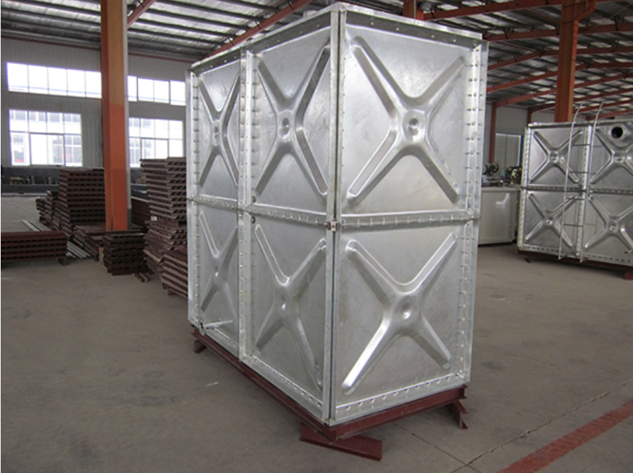 Modular Type Galvanized Bolted Water Tank