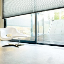 Remote Control Room Darkening Honeycomb Cellular Blinds