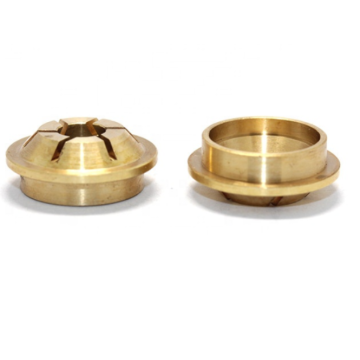 Customized Turned CNC Turning Brass Mechanical Parts
