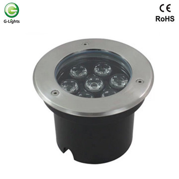Recessed Type 7watt LED Underwater Light