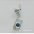 Square Parts Zinc plated Carbon steel Stamped Parts
