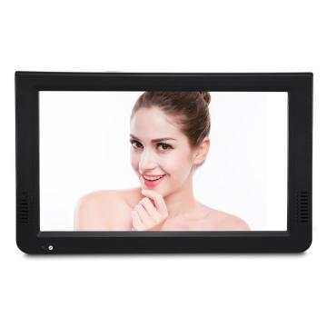 LEADSTAR 10 inch DVB-T-T2 Digital Analog Television 1024x600 Resolution Color NTSC 50Hz Portable Car Mini TV Support TF card Hot
