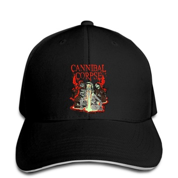 Baseball Cap CANNIBAL CORPSE ACID BATH New.Different . A metal nation band snapback hat Peaked