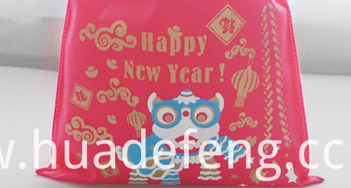 new year gift bags