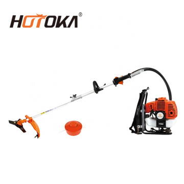 52cc backpack 2 stroke brush cutter grass trimmer