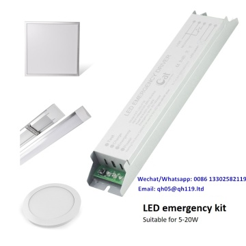 Kit Emergencia LED Tubo Panel 5-20W