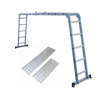 AY-402 aluminum folding ladder
