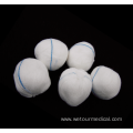 Disposable Medical Absorbent Gauze Ball