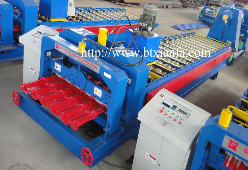 corrugated roofing sheet machine 2