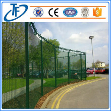 358 High Security Welded Mesh Fencing