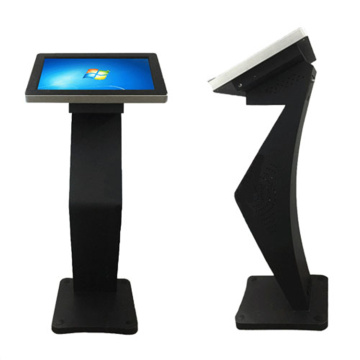 Capacititve touch screen business guidance service monitor