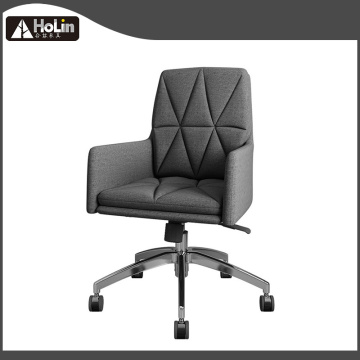Soho Leisure Fabric Upholstery Swivel Office Chair