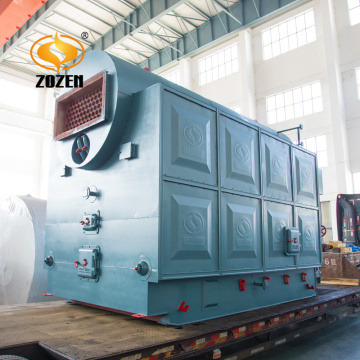 2ton Wood Pellet fired steam boiler specifications