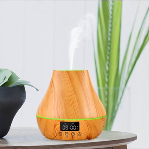 Superior Quiet Essential Oil Aroma Diffuser With Clock