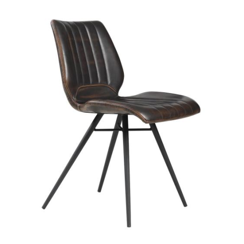 Netheland pu dining chairs  wishbone dining chair