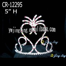 2018 Crystal Tiara Crown For Girl