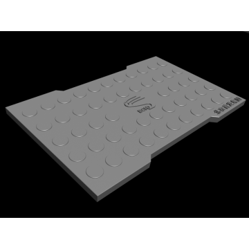 Reactive Powder Cover Plate