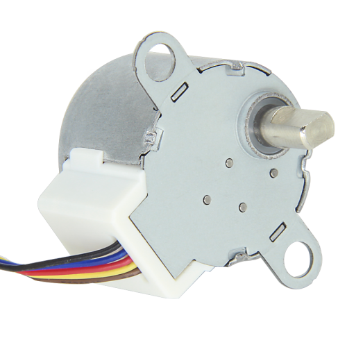 24mm Stepper Motor | 4 Pole Stepper Motor
