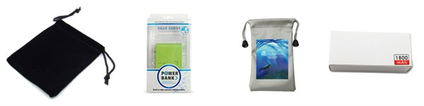 power bank package