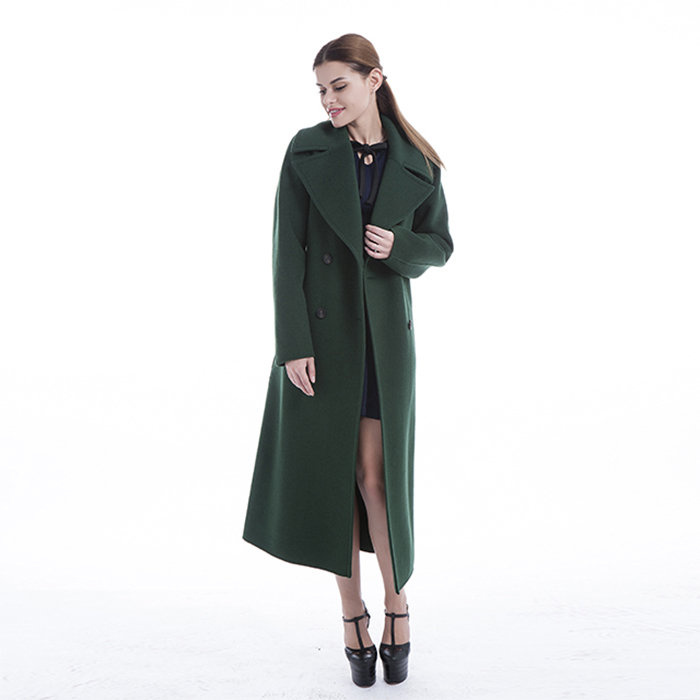 New Styles Green Winter Outwear