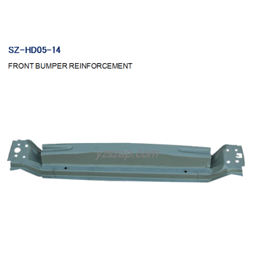 Steel Body Autoparts Honda 2005-2008 CITY FRONT BUMPER