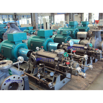 SMC Horizontal Multistage Pump