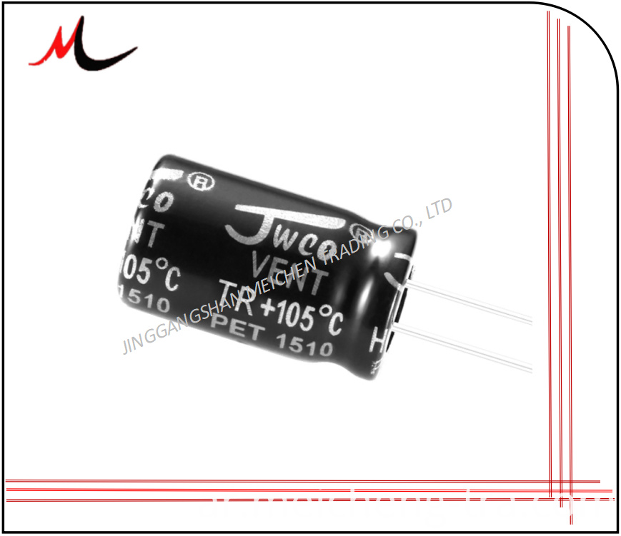 through hole capacitors 6800uf 10v 13*25