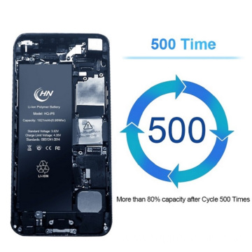 100% new iPhone 8 plus battery replacement