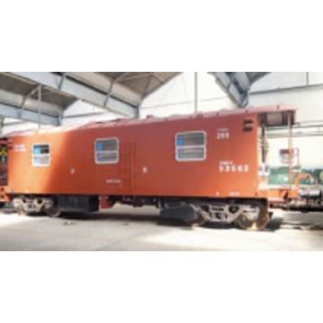 2020 New design Myanmar Brake Van