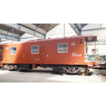 Custom Myanmar Brake Van
