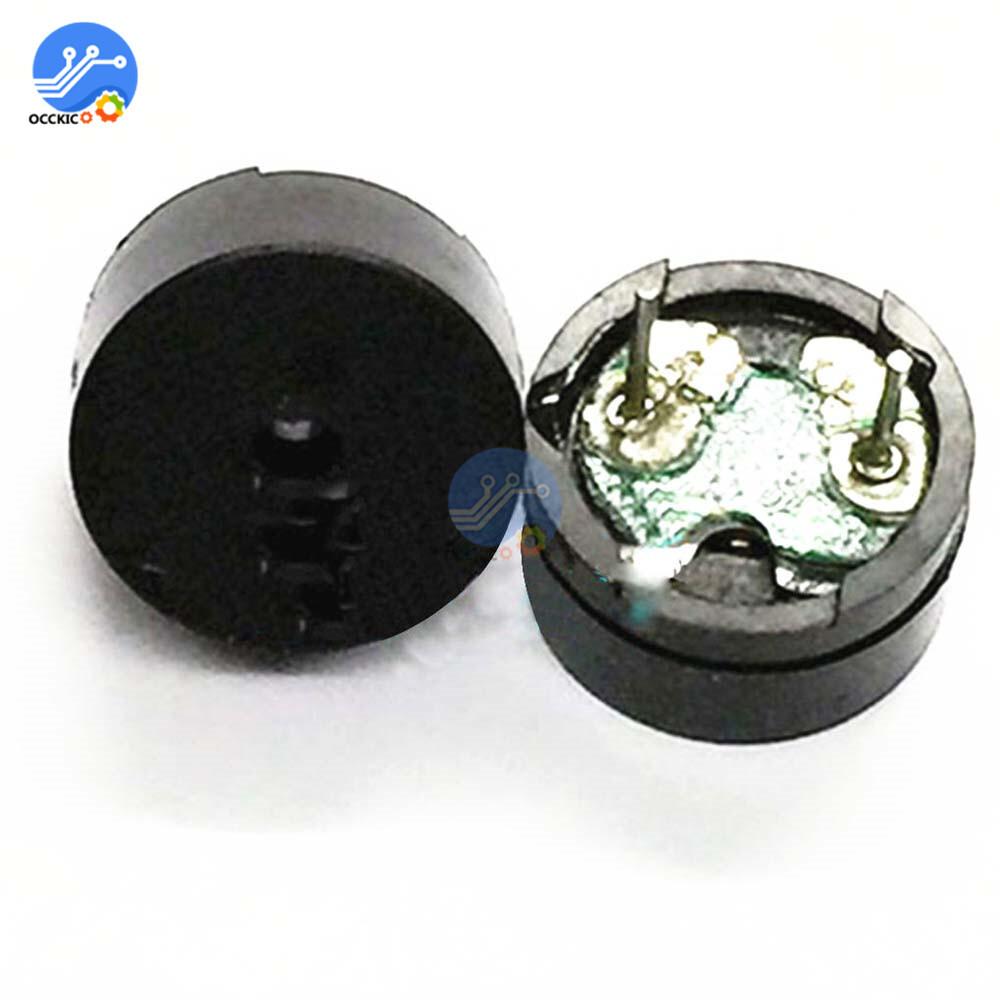 10Pcs 5V Passive Buzzer Acoustic Component MINI Alarm Speaker Passive Electronics DIY Kit For Arduino