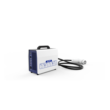 Sweep code  portable electric car charging stations
