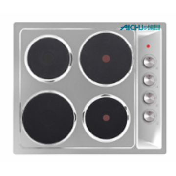 Built-in Electric 4 Burners Gas Stove