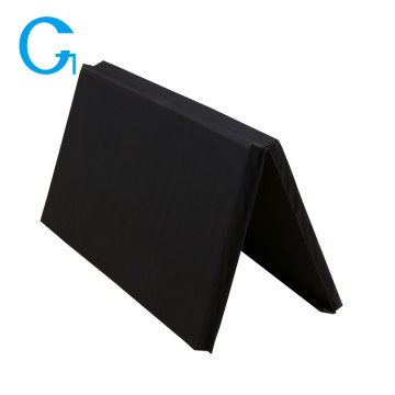 New Style Best Thick Exercise Black Gymnastics Mat