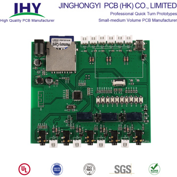 Best Quality RoHS Custom Quick Turn PCB Manufacturing and PCB Assembly